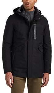 Herno Men's GORE-TEX® Hooded Coat & Down Jacket - Black