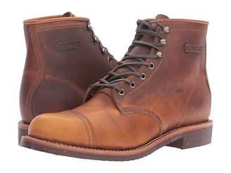 Chippewa 6 Homestead Pebbled Boot