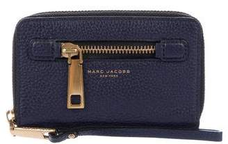 Marc Jacobs Leather Phone Wristlet