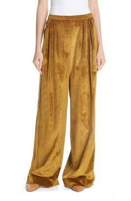 Christian Wijnants Corduroy Wide Leg Pants