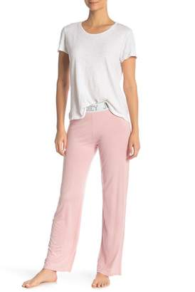 Juicy Couture Banded Logo Pajama Pants