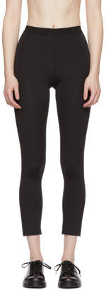 Opening Ceremony Black Banded Leggings