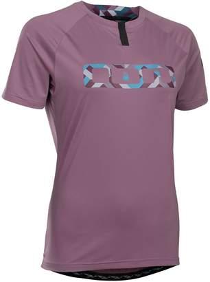 Ion Traze Button Short-Sleeve Jersey - Women's