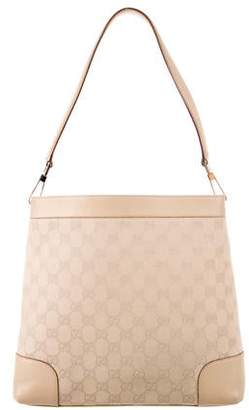 Gucci GG Canvas Hobo