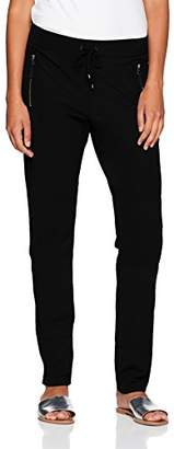 Gerry Weber Women's Hose Freizeit Lang Trouser,(Size: 40R)