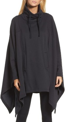 Women's Ugg Cozy Lounge Poncho $128 thestylecure.com