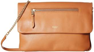 Knomo London Mayfair Luxe Elektronista Digital Clutch Bag Clutch Handbags
