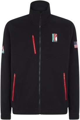 Polo Ralph Lauren Racing Patch Fleece Jacket