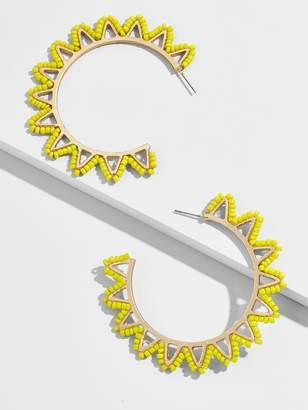 BaubleBar Mariza Hoop Earrings