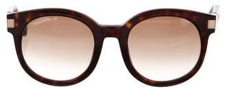 DSQUARED2 Oversize Round Sunglasses