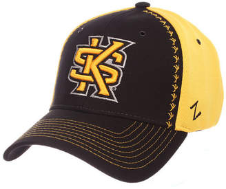 Zephyr Kennesaw State Owls Pattern Pipe Stretch Cap