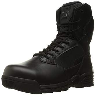 "Magnum Men's Stealth Force 8"" Side Zip Waterproof Comp Toe i Shield Military & Tactical Boot"
