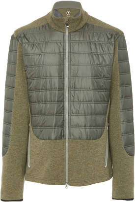 Bogner Barley Quilted Down Knit Jacket