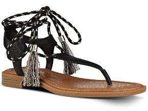Women's Nine West Gannon Sandal $68.95 thestylecure.com