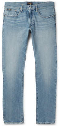 Polo Ralph Lauren Andrews Slim-Fit Stretch-Denim Jeans