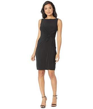 Lauren Ralph Lauren 4R Matte Jersey Laila Sleeveless Day Dress