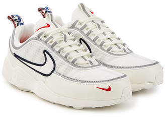Nike Spiridon Sneakers with Leather