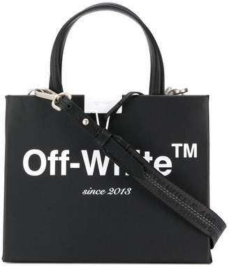 Off-White Mini Box bag