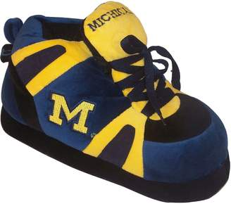 NCAA Kohl's Men's Michigan Wolverines Shoe Slippers
