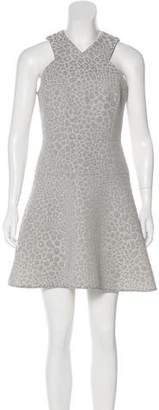 Tibi Sleeveless Jacquard Dress w/ Tags
