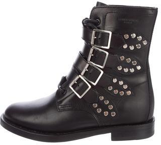 Saint LaurentSaint Laurent Light Boowling Leather Boots