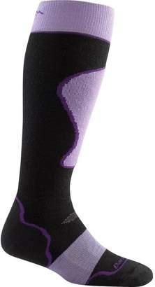 Darn Tough Merino Wool True Seamless Over-The-Calf Padded Ultra-Light Ski Sock - Women's