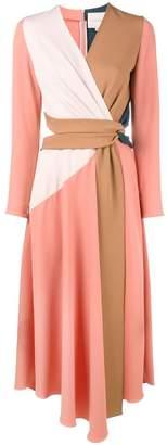 Roksanda Himera wrap dress