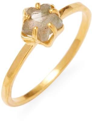 Chan Luu Women's Enclosed Star Ring