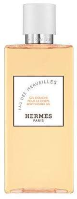Hermes Eau des Merveilles Perfumed Bath and Shower Gel, 6.8 oz.