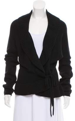 CNC Costume National Wool Knit Cardigan