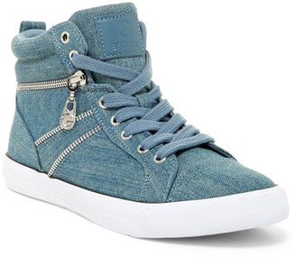 G by GUESS Oryan Sneaker $69 thestylecure.com