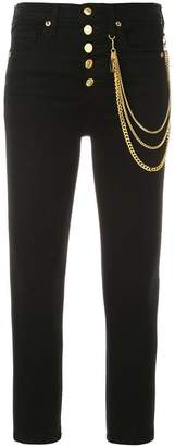 Veronica Beard cropped skinny trousers