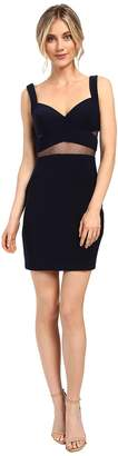 Faviana Jersey w/ Illusion Cut Outs 7856 Women's Dress
