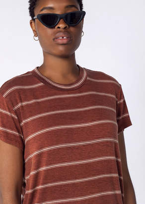 RVCA Suspension Tee | Wildfang - Suspension Tee - RED - LARGE