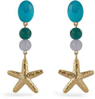 3d1a18128 Starfish Earrings - ShopStyle UK