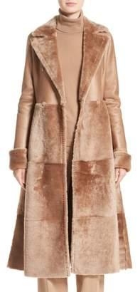 Max Mara Rimini Genuine Shearing Coat