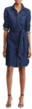 Lauren Ralph Lauren Denim Shirtdress
