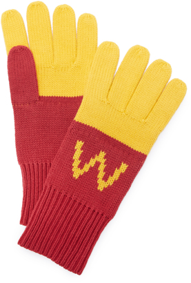 Wildfox Super Fries Finger Food Gloves $51 thestylecure.com