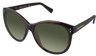 Vince Camuto Cat Eye Acetate Frame Sunglasses