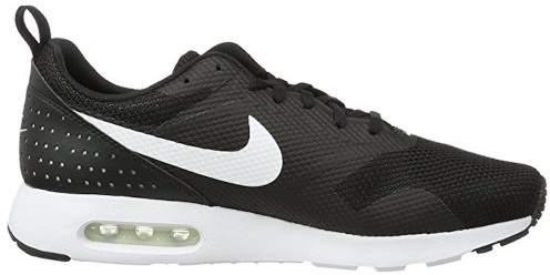Nike Men's Air Max Tavas Black/White Running Shoe (10.5 D(M) US)