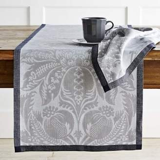 Williams-Sonoma Williams Sonoma Alba Jacquard Table Runner