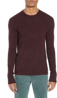 Rag & Bone Gregory Merino Wool Blend Crewneck Sweater