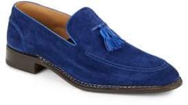 Norvegese Hand Made Suede Loafers