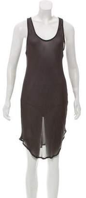 Isabel Marant Embellished Silk Dress