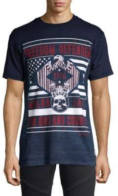 Affliction Iron Eagle Cotton Tee
