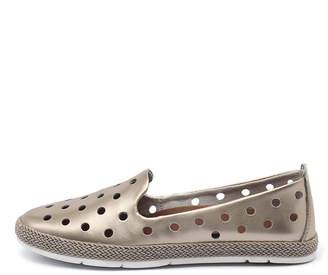 Stegmann Patient Soft gold Shoes Womens Shoes Casual Flat Shoes