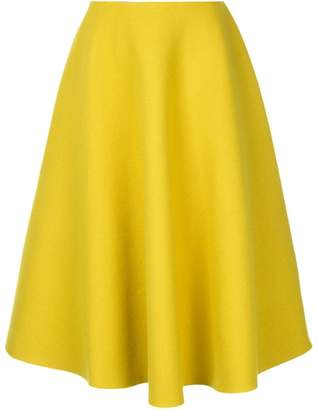 Le Ciel Bleu W Melton A-line skirt