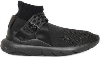 Qasa Elle Primeknit Sneakers $369 thestylecure.com