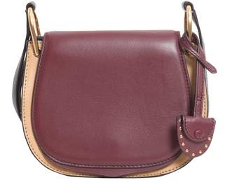 Rebecca Minkoff Small Saddle Crossbody Bag