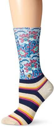 Stance Women's Bella Vida Tomboy Crew Sock